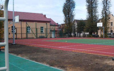 2017 – boiska wraz z siłowniami w Krzyżu Wlkp. i Trzciance