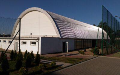 2017 – sala sportowa przy Gimnazjum nr 58 w Poznaniu